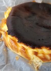 簡単♡バスク風チーズケーキ