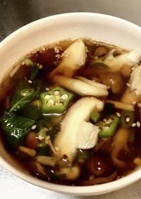 冷凍保存で簡単♡糖質ゼロダイエットスープ