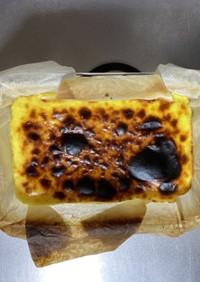 トースターでバスクチーズケーキ