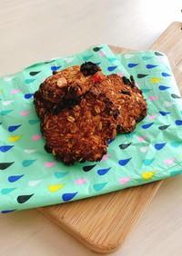オートミールとおからパウダーのクッキー
