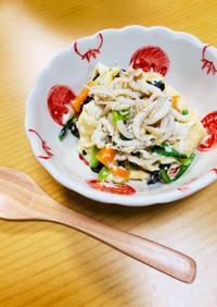簡単!優しい小松菜の和え物