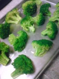 お弁当の隙間に…ブロッコリーの冷凍保存