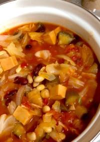 脂肪燃焼スープ タンパク質追加バージョン