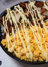 弁当に!簡単ズボラ鶏唐マヨネーズ丼