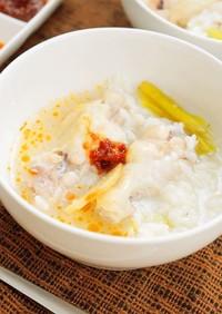 簡単時短!圧力鍋で作る参鶏湯レシピ