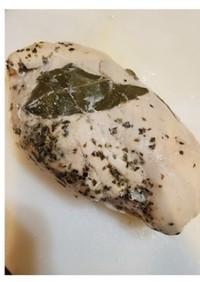 鶏ムネ肉チャーシュー