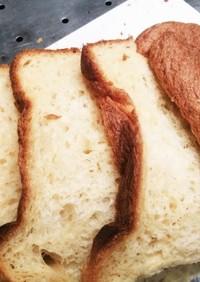 メープル風味の極上食パン、超簡単。