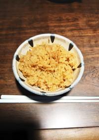 玄米野菜炊き込みご飯♡♡