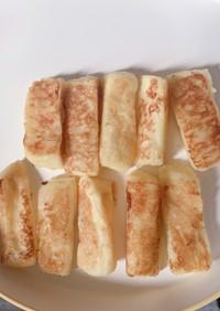 手づかみフレンチトースト(離乳食後期〜)