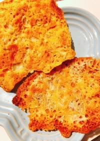しらすチーズせんべい