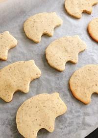 おからパウダーと片栗粉で簡単クッキー