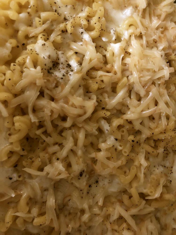 簡単レシピ・マカロニ&チーズ