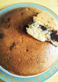 どら焼き風ケーキ 炊飯器で丸ごと簡単に!