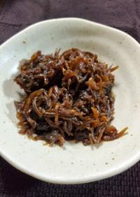 しらすの佃煮~生姜多め~