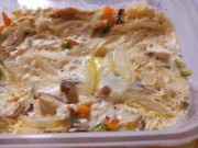レンジでぎせい豆腐の写真