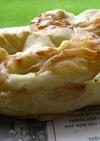 みんなの人気者。ハムとチーズのパン。