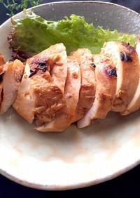 鶏むね肉 照り焼き風 簡単 お弁当に