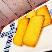 チーズ好きのための濃厚チーズフィナンシェの写真