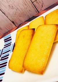 チーズ好きのための濃厚チーズフィナンシェ