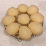 ジプロックで簡単、HMで生チョコ蒸しパンの写真