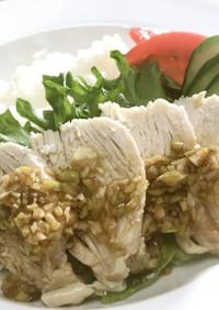 カオマンガイ(タイ風蒸し鶏ライス)