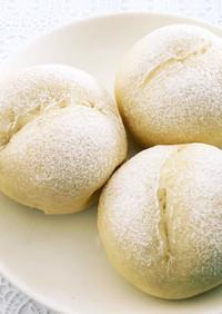 【卵・乳製品不使用】ハイジの白パン