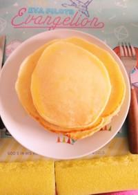 簡単小麦粉パンケーキ