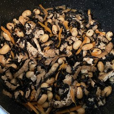 【甘口が好み】ひじきと大豆の煮物