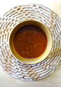 青森スープ|カレー粉ミネストローネ