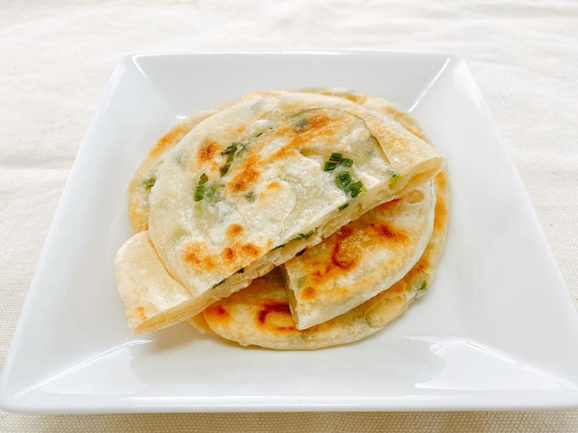 葱油餅(ツォンヨゥピン)