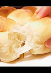 ド初心者も超簡単もちふわちぎりパン!