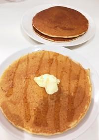 オートミールのパンケーキ