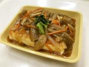 豆腐ステーキ中華きのこあんかけの写真