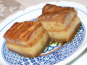 食堂風*豚の角煮