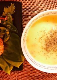 秋に食べたい!大好きかぼちゃのシチュー