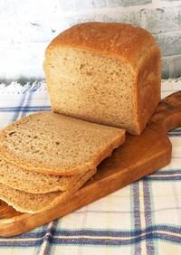 甘麹から作った塩麹で焼く全粒粉パン
