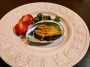 あつ森したら♪アワビのバター醤油ステーキの写真
