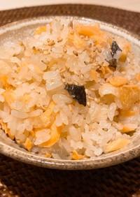 コストコ 銀鮭で簡単炊き込みご飯