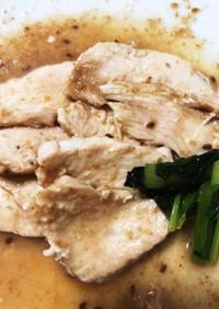 炊飯器で柔らかジューシー鶏胸肉