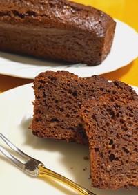 簡単♫ チョコケーキ ガトーショコラ