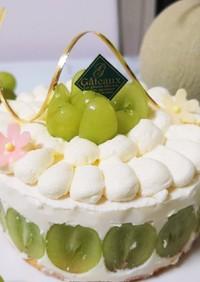 瀬戸ジャイアンツのムースケーキ