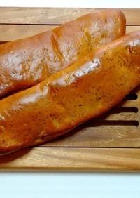 マーマレードと紅茶のパン