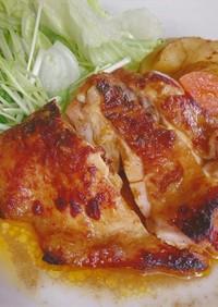 ラク~に♪本格味!鶏モモタンドリーチキン