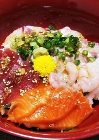 超簡単☆海鮮丼のタレ