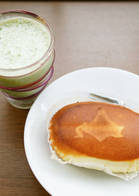 北海道チーズ蒸しケーキ・焼くだけ~