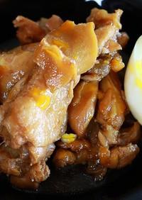 夏バテに!鶏の手羽元さっぱり煮の作り方