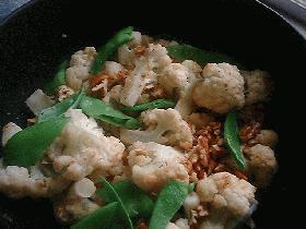 生姜みそレシピ③カリフラナッツサラダ