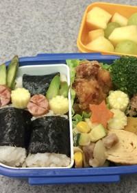 幼稚園お弁当 9