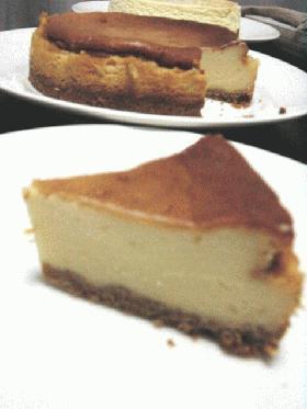 ホワイトチョコとハチミツのヨーグルトケーキ