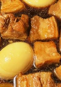 〜炊飯器で簡単!柔らか豚の角煮〜